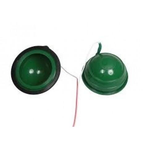 Ventosa Cup & Stim - Verde 6cm - 2Pcs