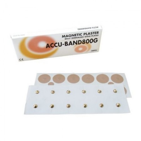 Magnet 800G Gold-Plated - 24 Pcs
