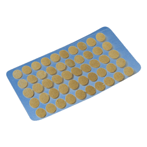 Adesivo cor de pele - 100Pcs