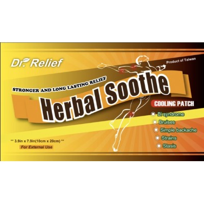 Dr. Relief Herbal Soothe