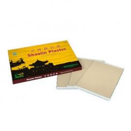 Shaolin Plaster - 7 x 10 cm - Cx 8 Pcs