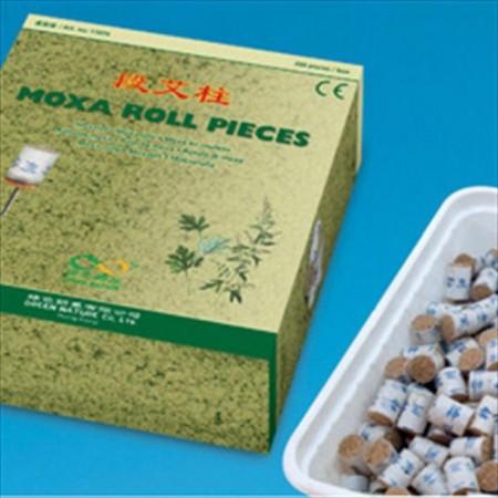 Rolinhos Moxa p/Agulha - 200Pcs