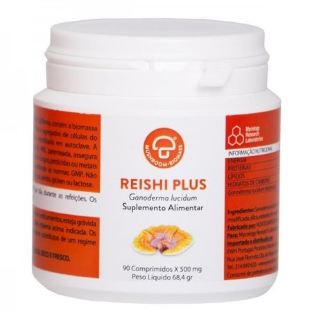 REISHI PLUS - Ganoderma
