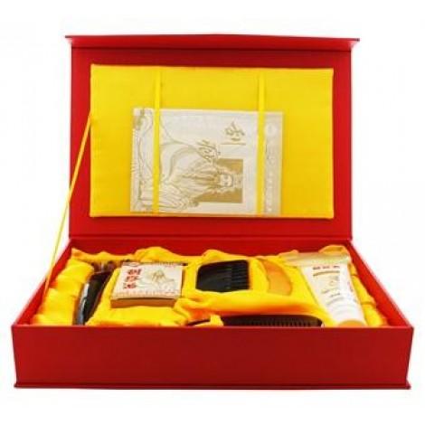 Conjunto Gua Sha - Estojo Premium - 9 Pcs.