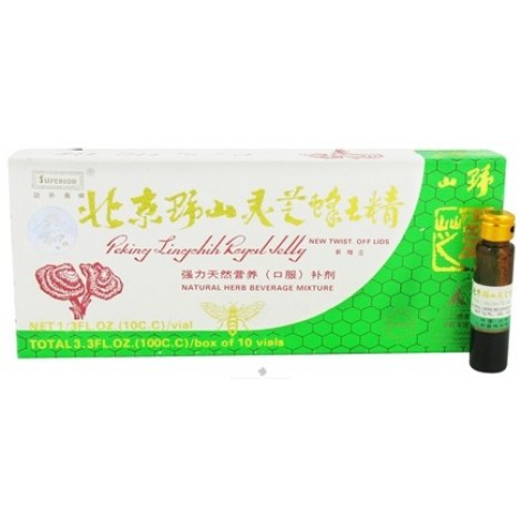 Peking Lingchih Royal Jelly