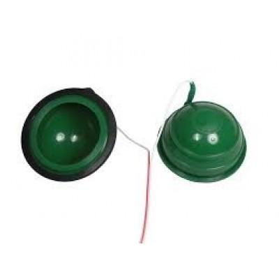 Ventosa Cup & Stim - Verde 4,5cm - 2Pcs