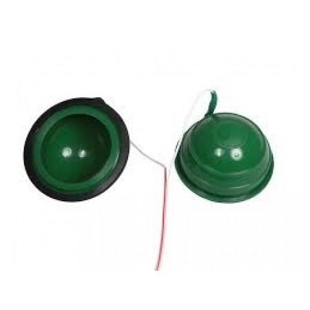 Ventosa Cup & Stim - Verde 3cm - 2Pcs