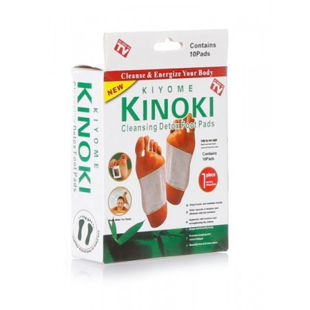 Foot Patches Kinoki - Emplastros