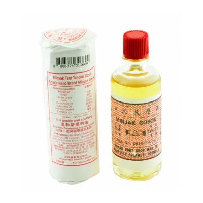 Minjak Gosok - Shake Hand Brand Oil 46ml