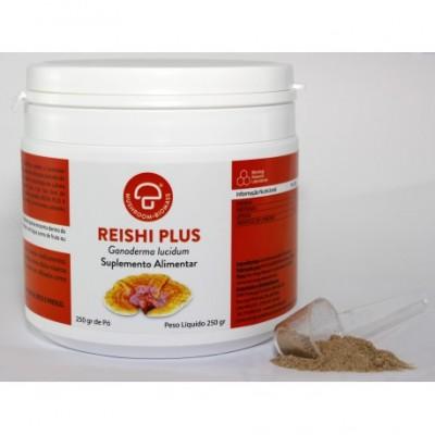 REISHI PLUS - Ganoderma 250gr PÓ